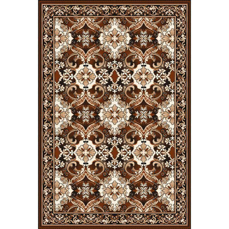 Kusový koberec Agnella Optimal Emys svetlohnedý, 50x70cm