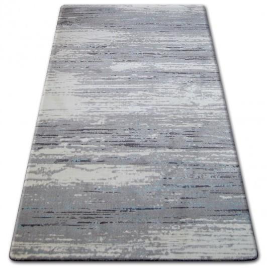 Kusový koberec AKRYLOVÝ PATARA 0267 krémový/tyrkysový
