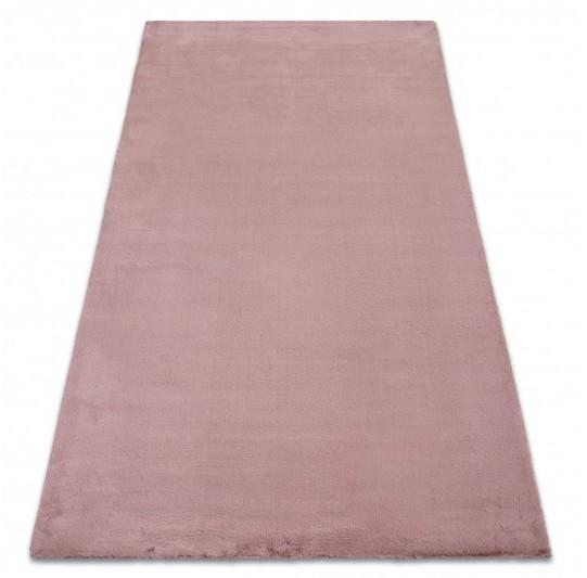 Kusový koberec BUNNY ružový
