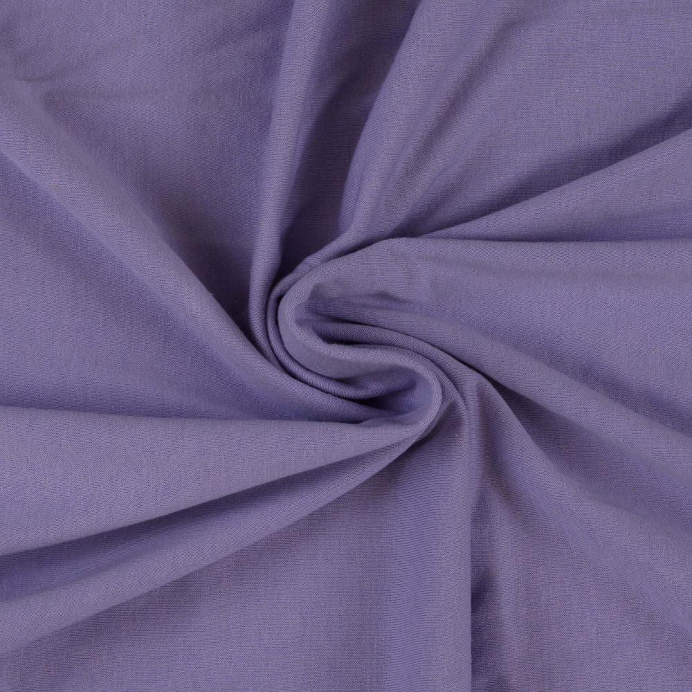 Kvalitex Jersey plachta (80 x 200 cm) - svetlo fialová