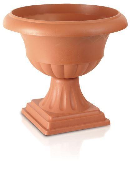 Kvetináč Athena oranžový