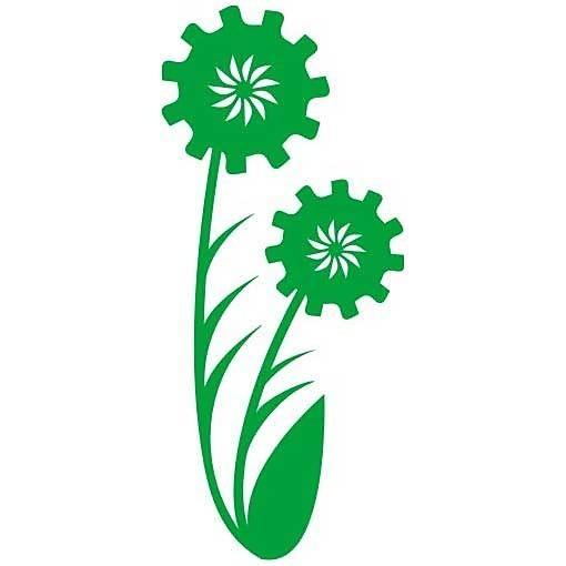 Kvety - Nálepka na stenu _fl5-112