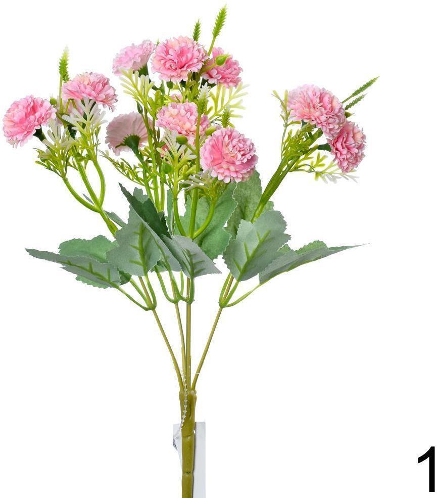 Kytica astra. ružová 30cm 201539R