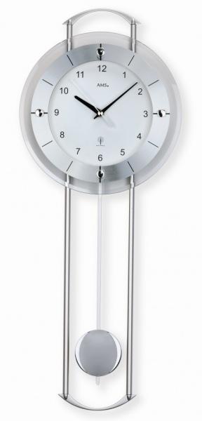 Kyvadlové hodiny 5254 AMS riadené rádiovým signálom 60cm