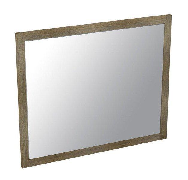 Larita LA071 zrkadlo 71x86x2 cm, dub graphite