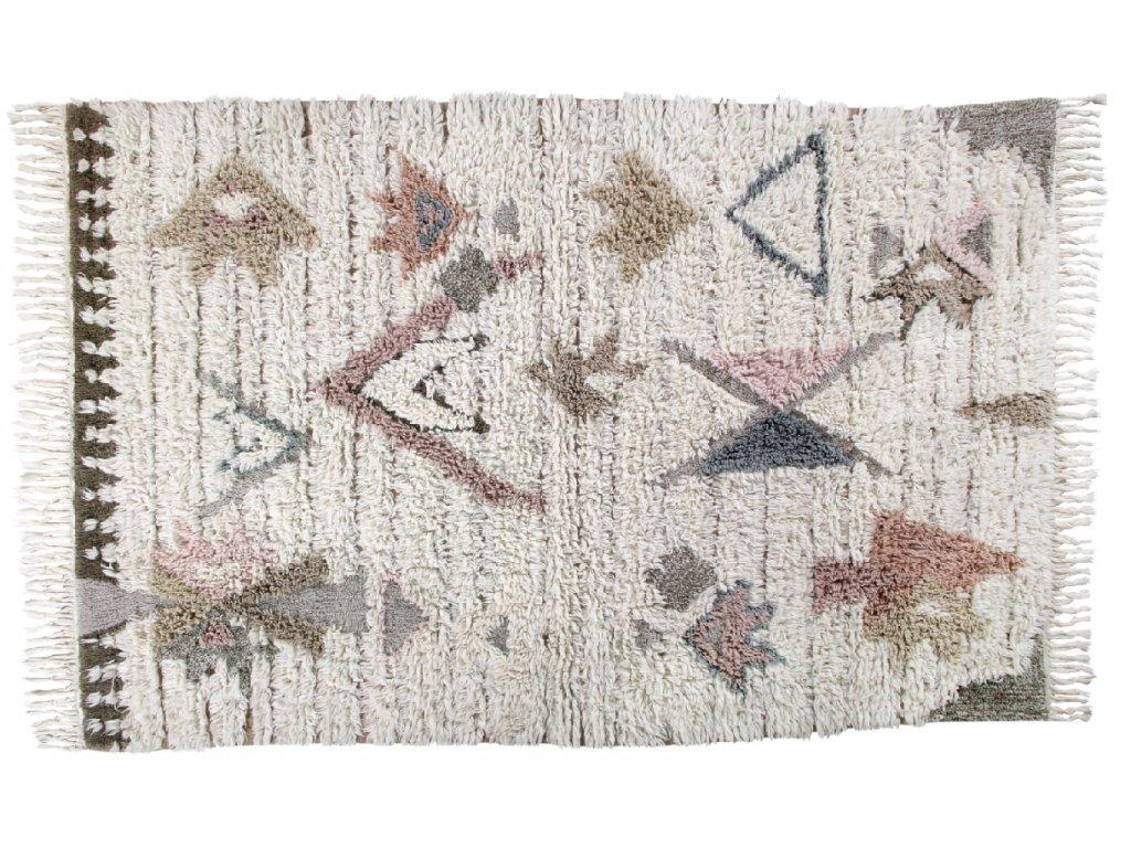 LC Vlnený koberec Arizona Rozmer: 140x200