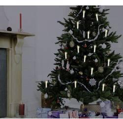 LED bezdrôtové osvetlenie vianočného stromčeka Polarlite sviečka, vnútorné PL-8388735, na batérie, N/A