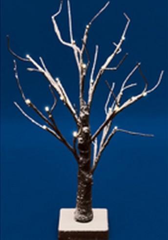 LED dekorácia strom na stôl, 45 cm KAD 13, Somogyi