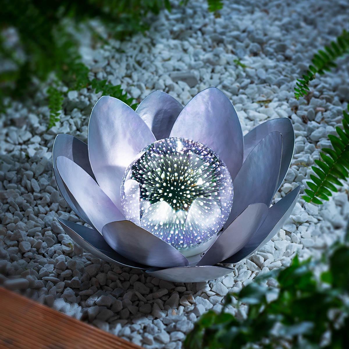 LED Lotosový kvet Emotion