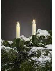 LED osvetlenie na vianočný stromček Hellum vonkajšie 845563, 230 V, N/A, 32 m