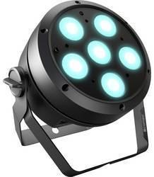 LED PAR svetlomet Cameo ROOT PAR 6, 6 12 W, čierna