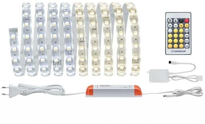 LED pás PAULMANN MaxLED Tunable White - 3m 70624
