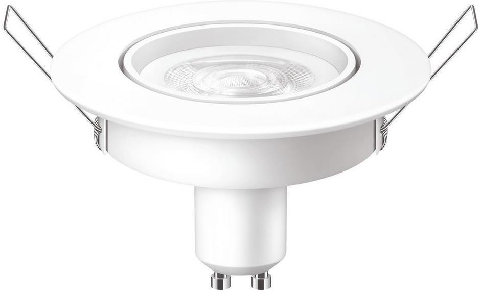 LED Podhľadové svietidlo Philips 1xGU10/4,7W/230V 2700K