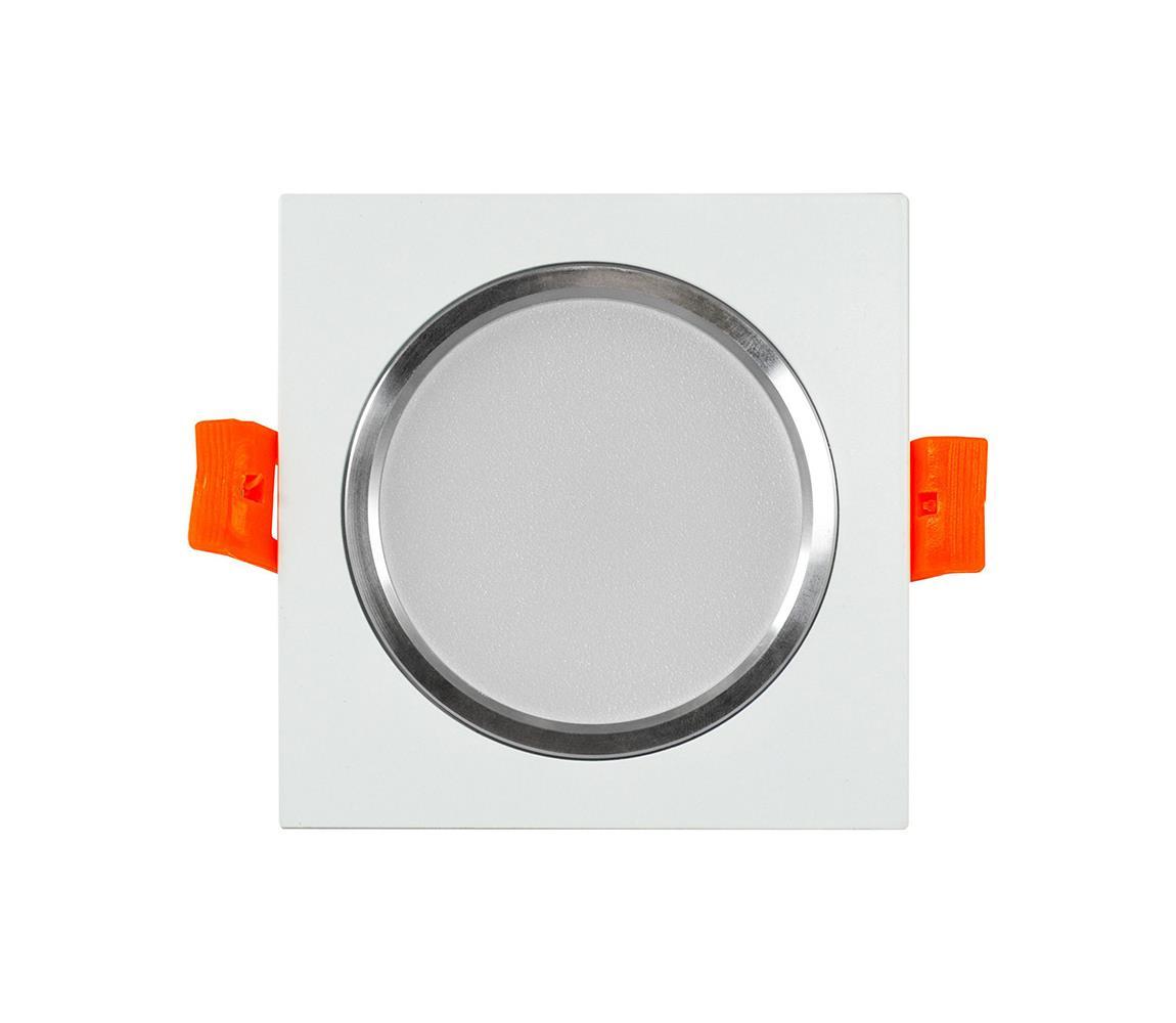 LED Podhľadové svietidlo VENUS LED/7W/230V biele hranaté