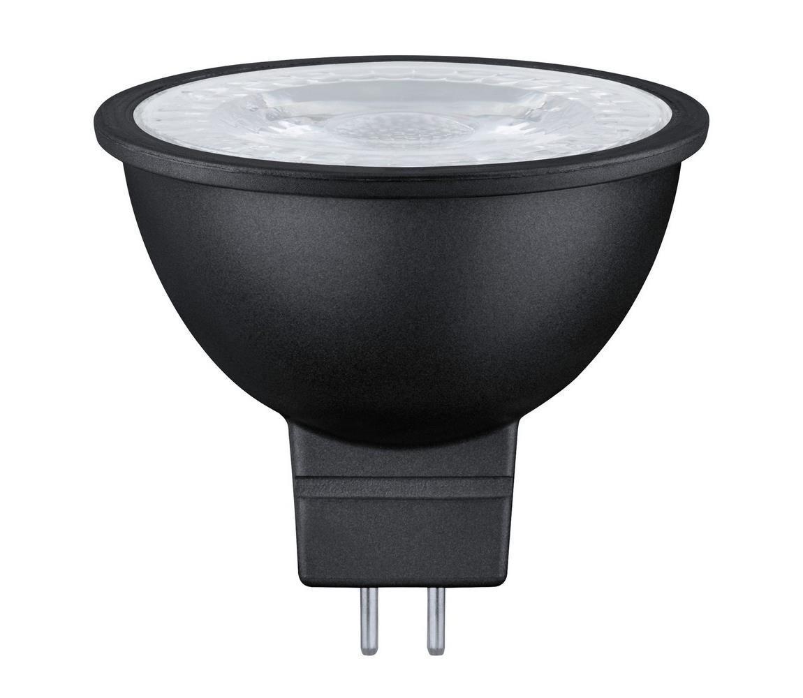 LED Stmievateľná reflektorová žiarovka GU5,3/6,5W/12V 2700K - Paulmann 28757