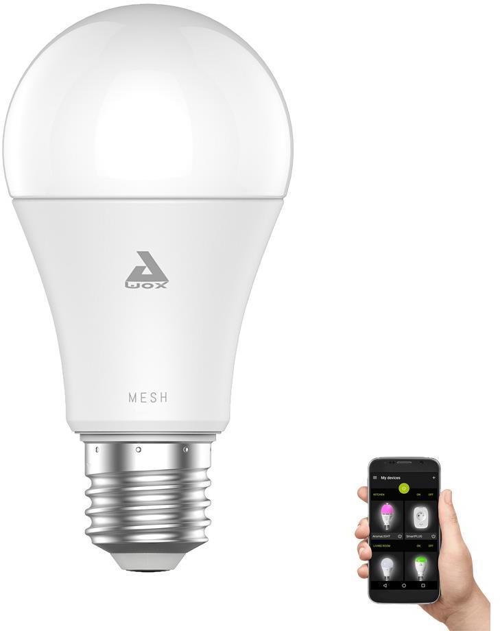 LED Stmievateľná žiarovka CONNECT E27/6W 3000K Bluetooth - Eglo 11684