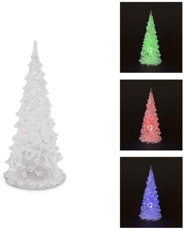 LED vianočný stromček 16 cm