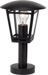 LED vonkajšie stojanové osvetlenie Brilliant Riley 42384/06, E27, 40 W, N/A, čierna
