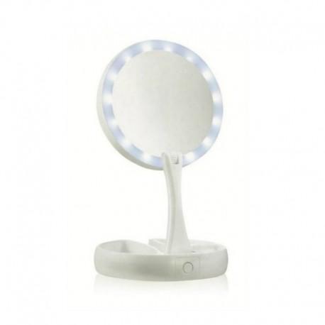 LED zrkadlo skladacie Cenocco CC-9050