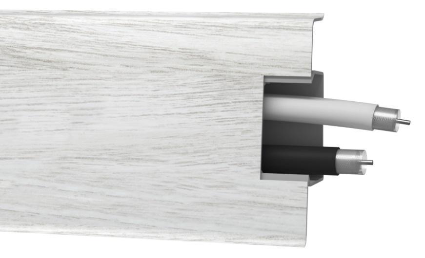 LISTA PVC ARBITON MACK DUB BOLTON 107