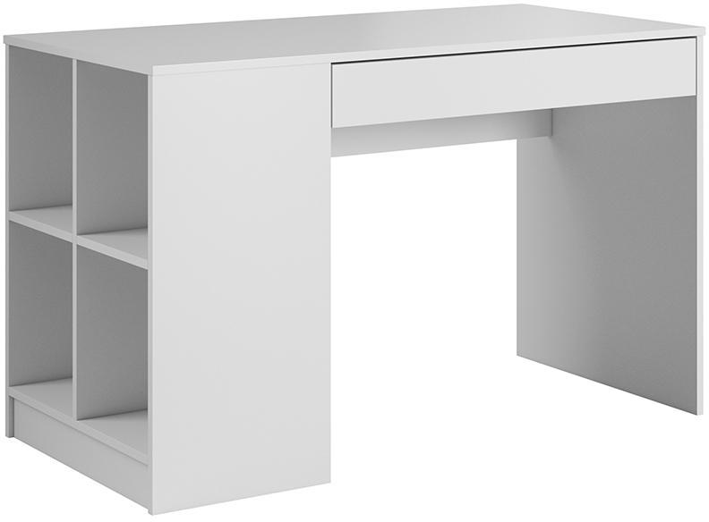 LM Písací stôl Natka Farba: Matná biela