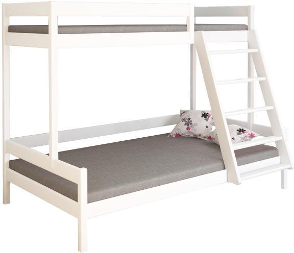 LU Borovicová poschodová posteľ RIO Rozmer: 200x120