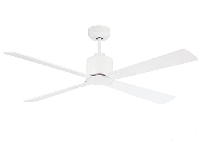 """LUCCI AIR AIRFUSION CLIMATE 210521 52"""" biela Reverzný stropný ventilátor"""
