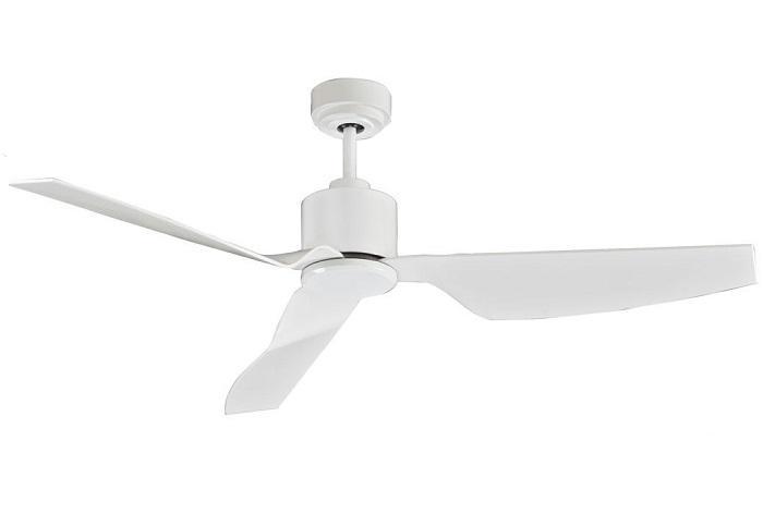 """LUCCI AIR AIRFUSION CLIMATE II 210528 50"""" biela Reverzný stropný ventilátor"""
