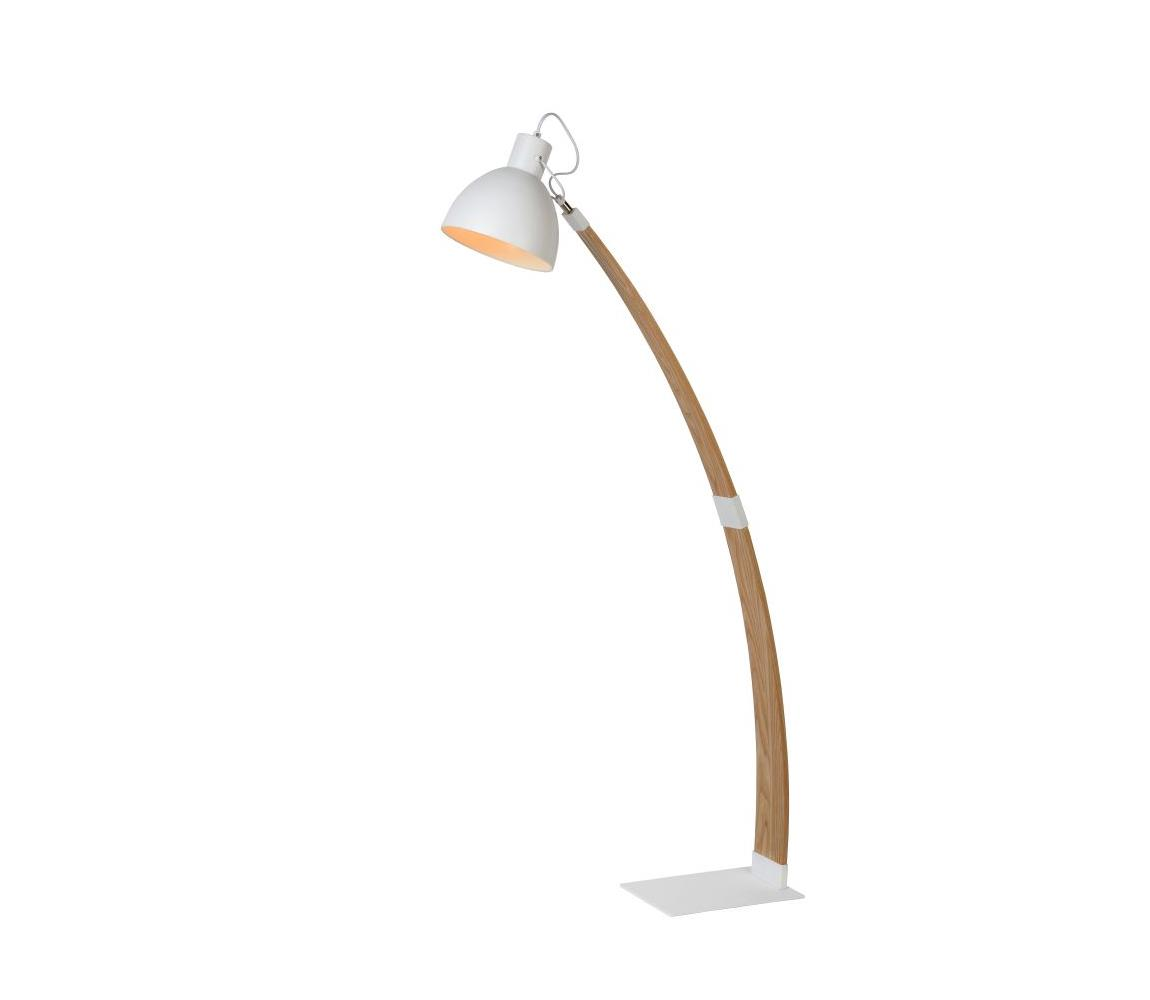 Lucide 03713/01/31 - Stojacia lampa CURF 1xE27/60W/230V