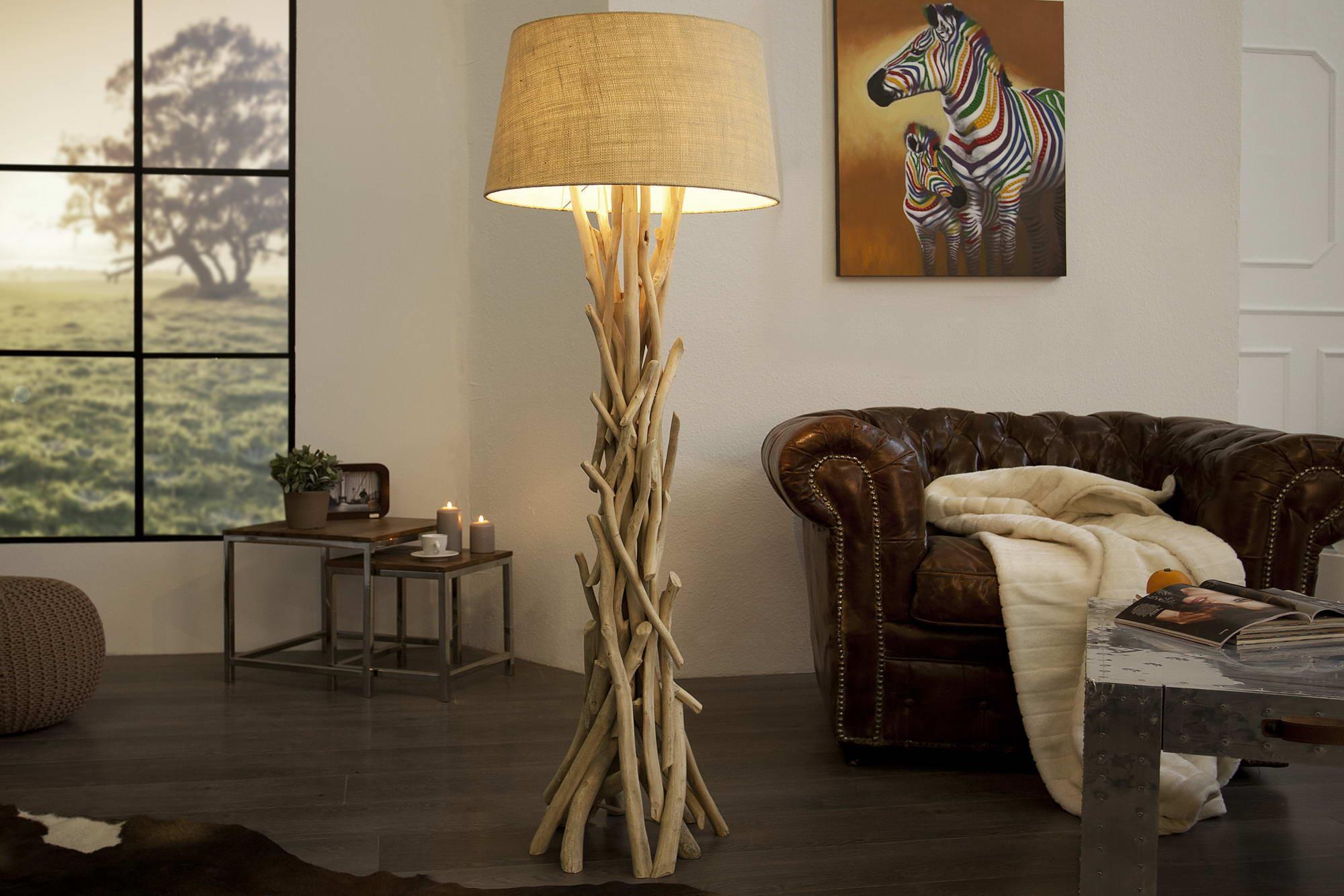 Luxusná stojanová lampa Fashion