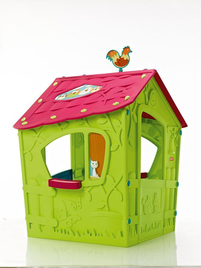 MAGIC PLAY HOUSE domček - béžový