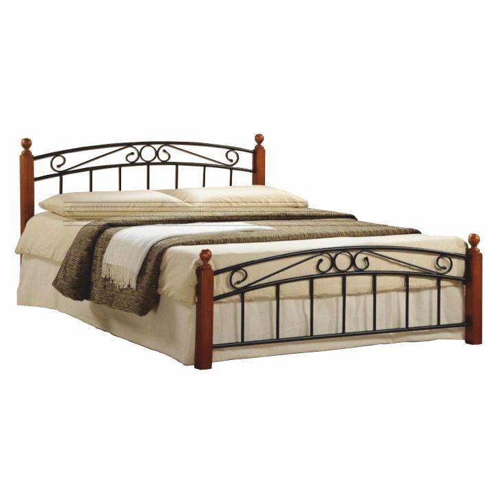 Manželská posteľ 160 cm Dolores (s roštom)