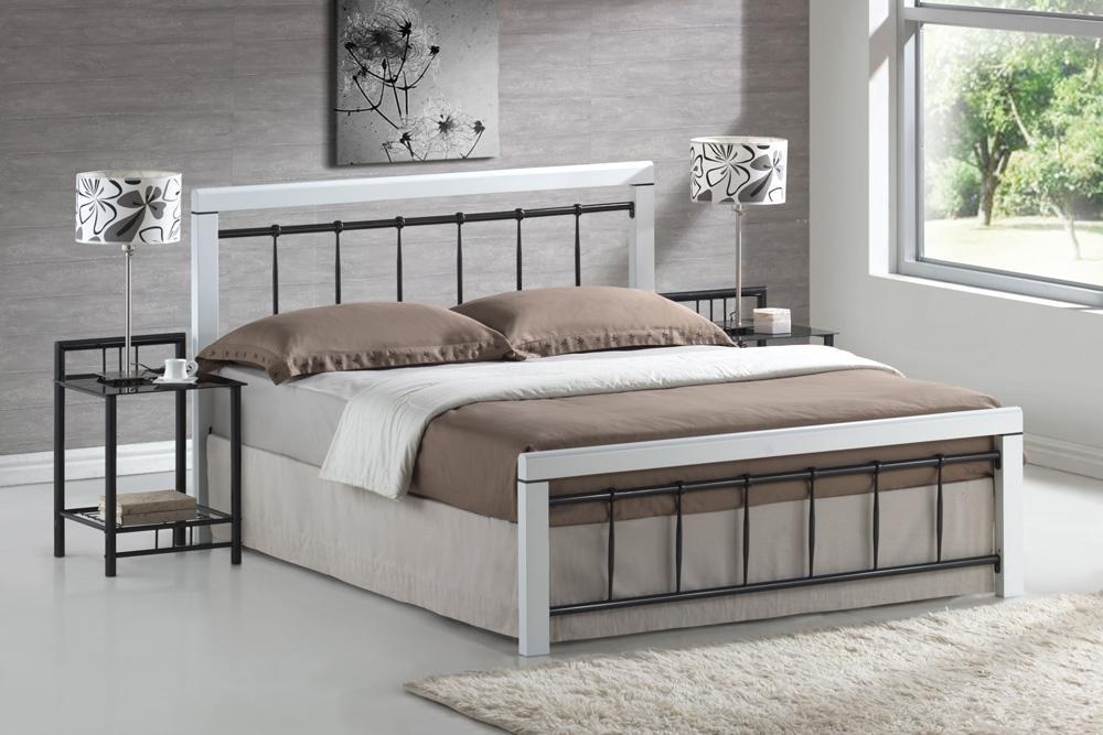 Manželská posteľ 160 cm - Signal - Berlin (s roštom). Doprava ZDARMA. Sme autorizovaný predajca Signal.