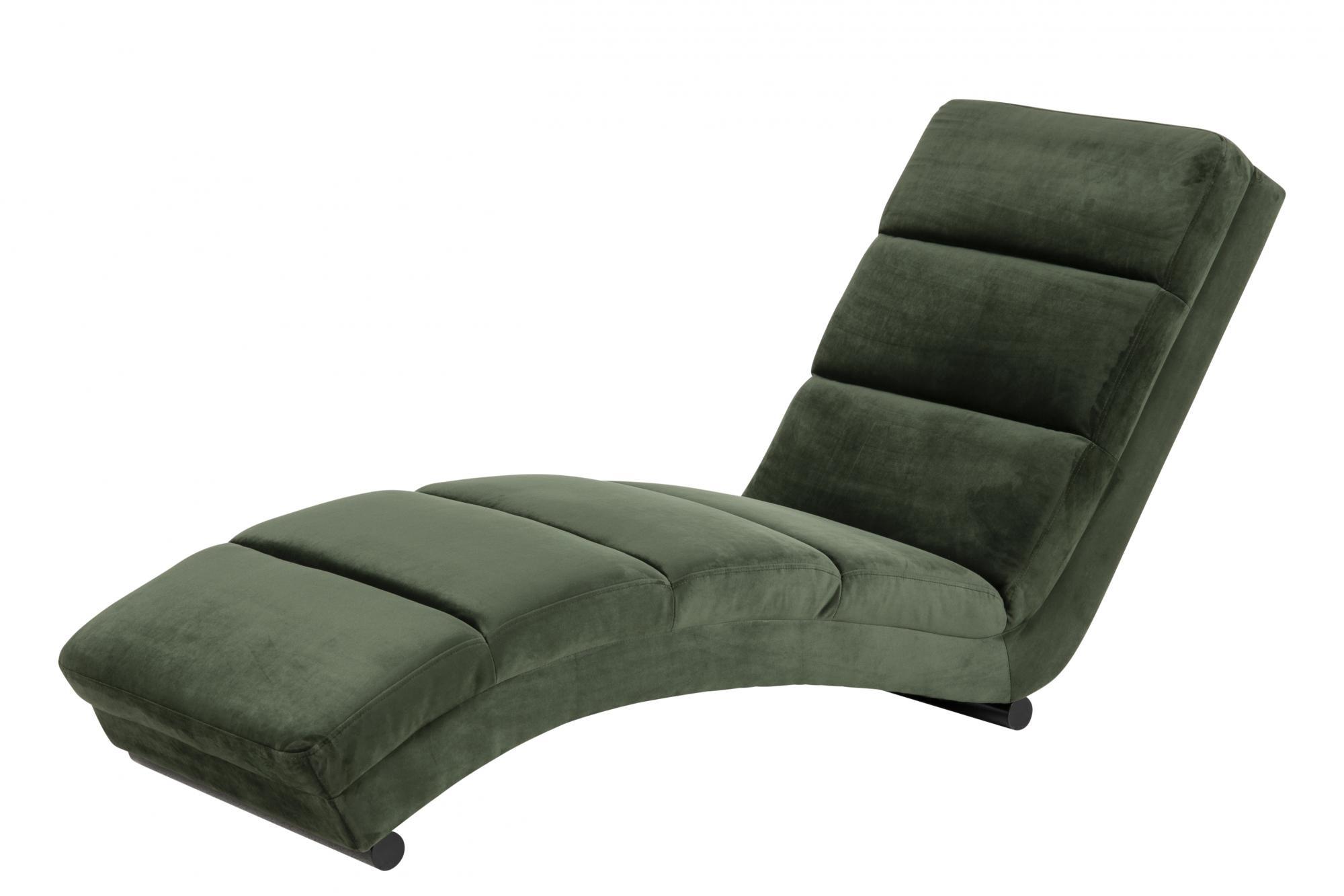 Relaxačné kreslo SLINKY, zelená