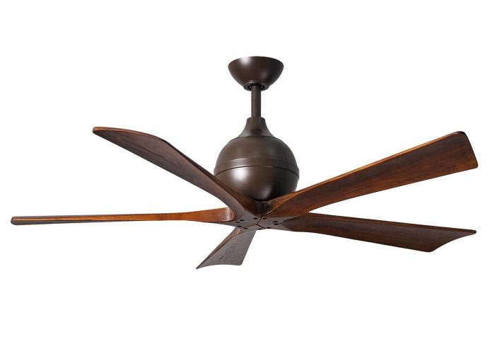 "MATTHEWS IRENE IR5-3 42"" bronz/orech Reverzný stropný ventilátor"