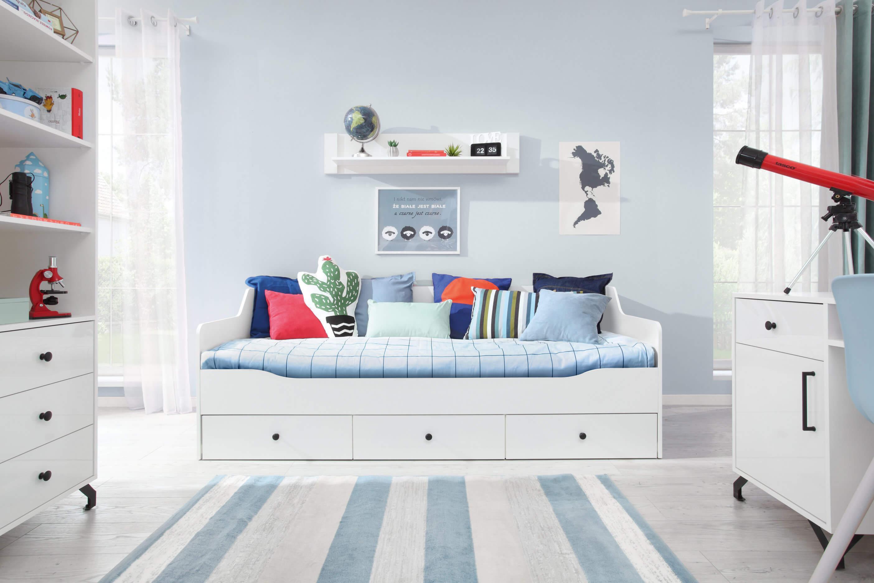ME Detská posteľ Milano 90x200