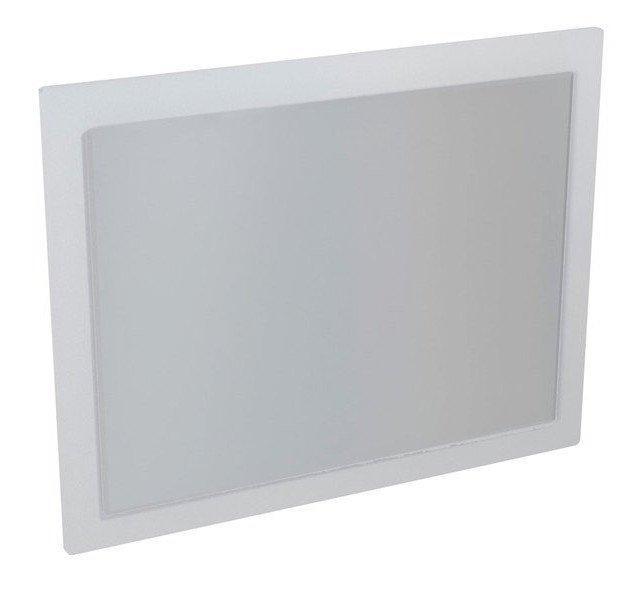 Mitra MT181 zrkadlo v ráme 92x72x4 cm, biele