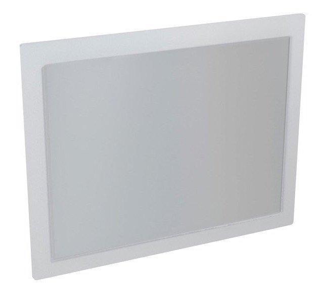 Mitra MT191 zrkadlo v ráme 72x52x4 cm, biele