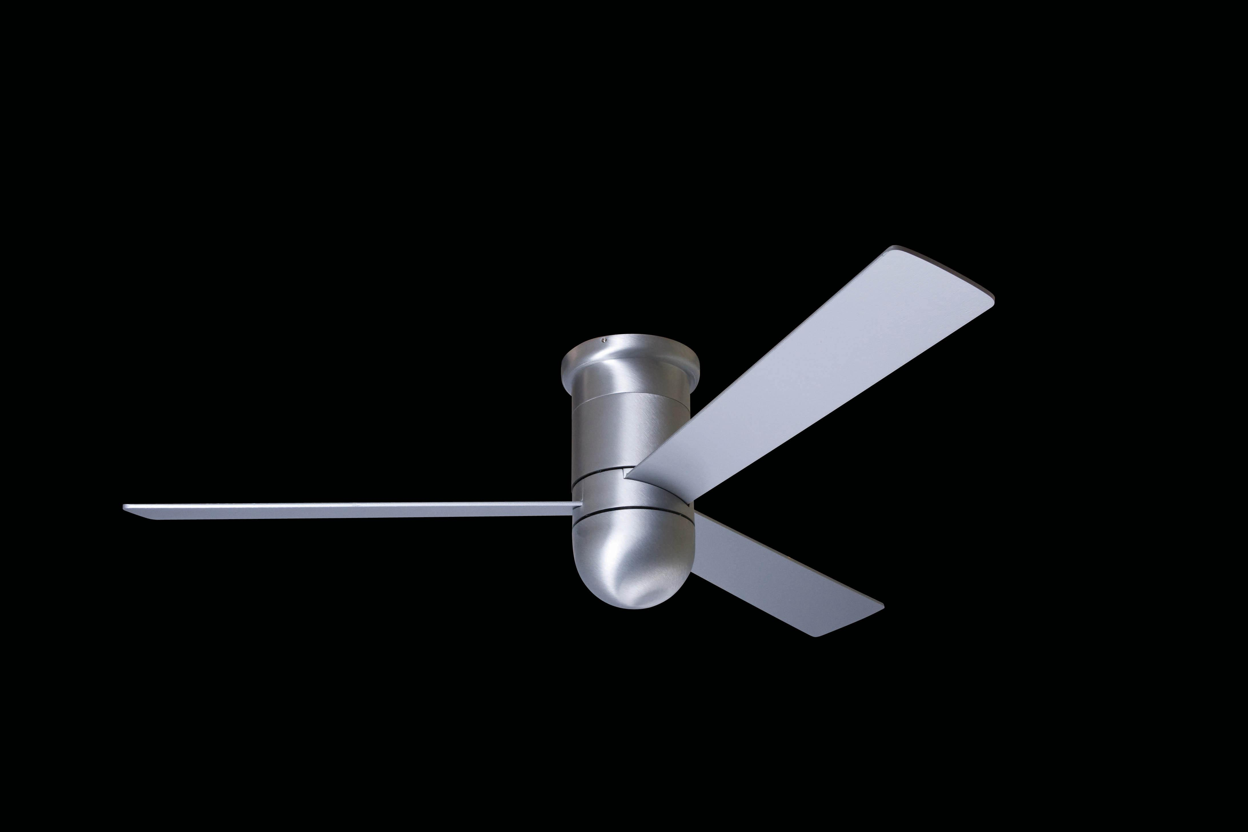 """MODERN FAN EU CIRRUS HUGGER CIRHUG-BA36AL352 36"""" leštený hliník/hliník Reverzný stropný ventilátor"""