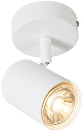 Moderné bodové biele sklopné - Jeana 1
