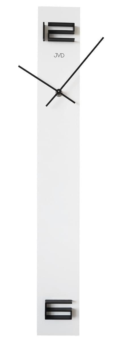 Moderné nástenné hodiny JVD HC25.4, 76 cm
