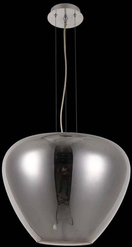 Moderné svietidlo AZZARDO Baloro M smoky AZ3178