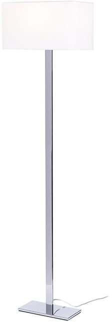 Moderné svietidlo RENDL RED PLAZA biela chróm R11984