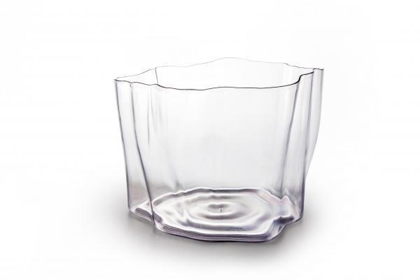 Multifunkčná nádoba Qualy Crystal Flow Bucket, číra