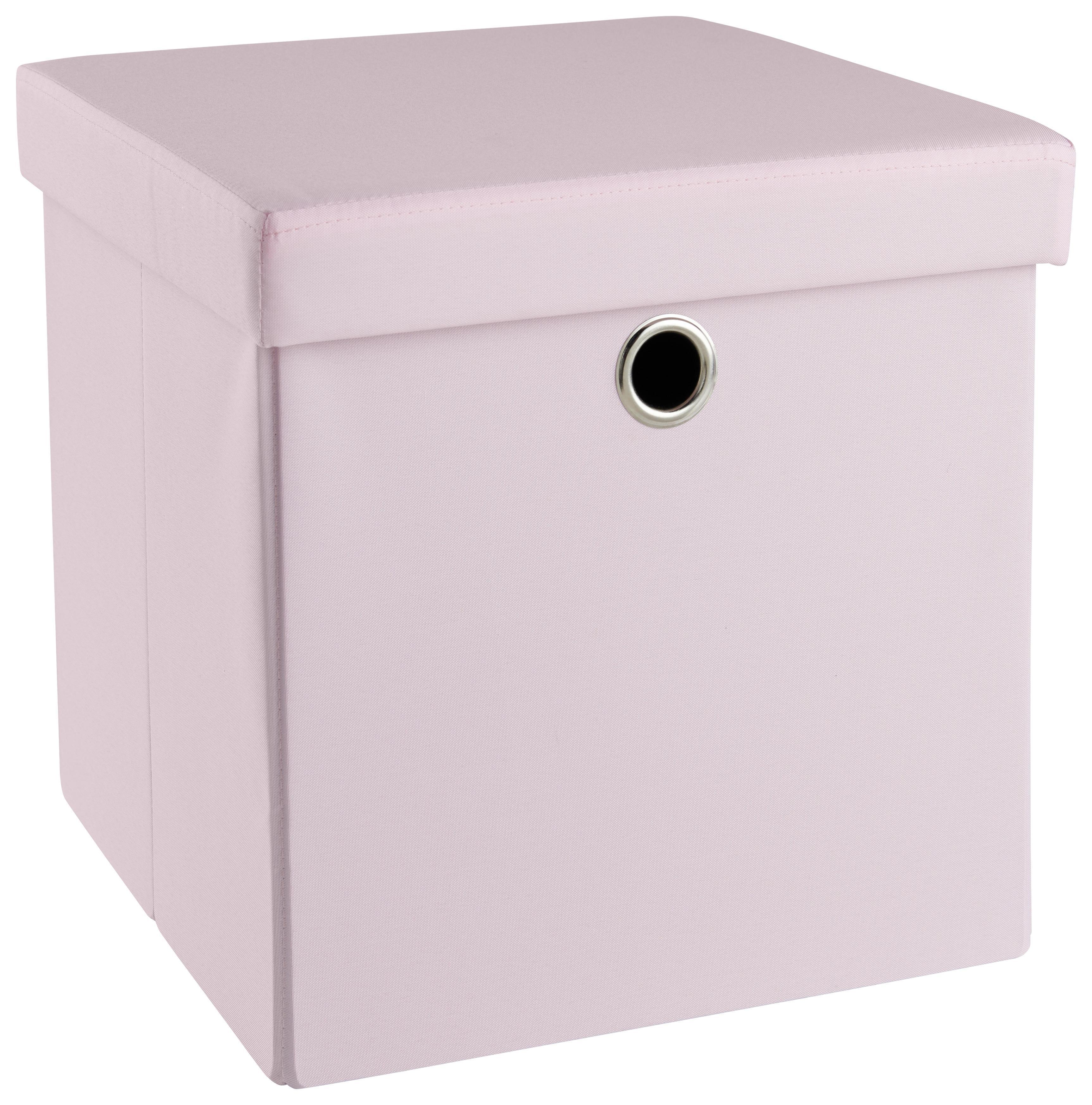My Baby Lou BOX NA HRAČKY - ružová