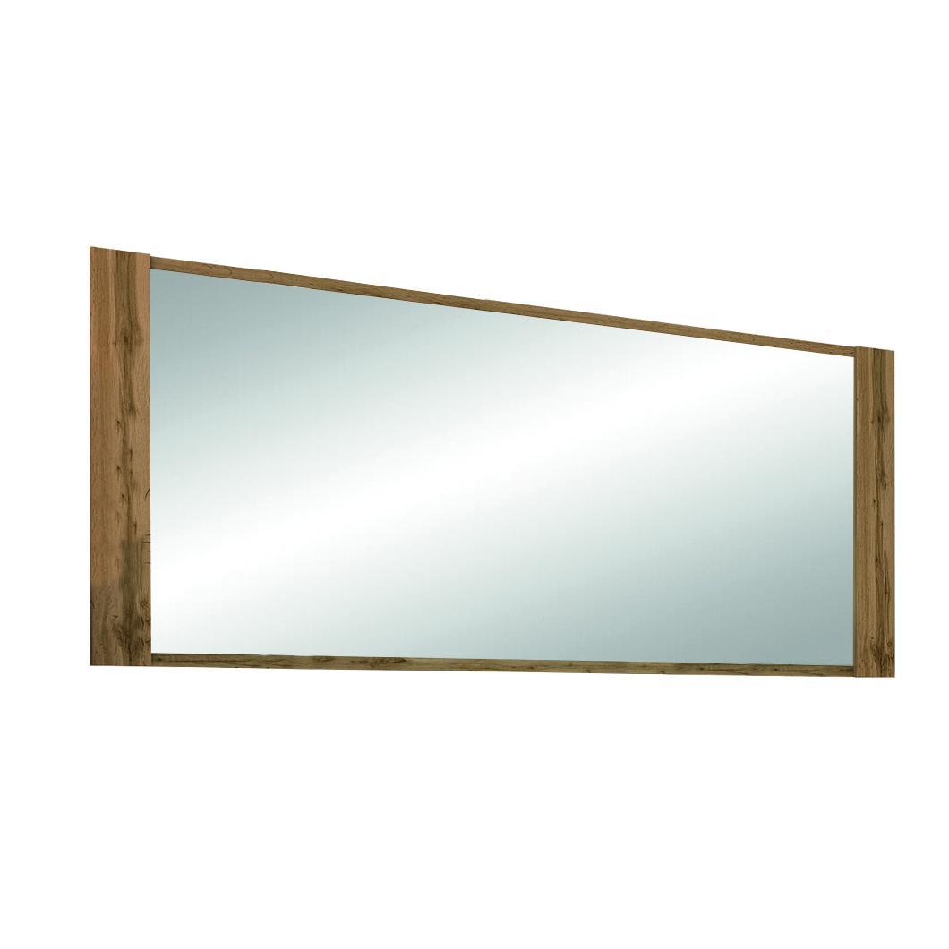 NABBI Finni M-1370 zrkadlo na stenu dub wotan