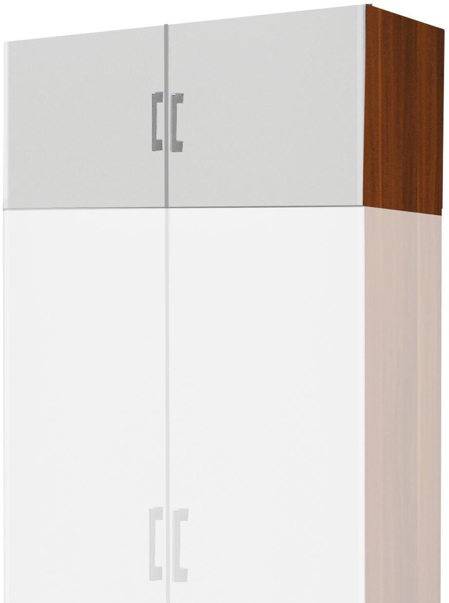 Nadstavec ESO 2-dverový 61525 orech/biela