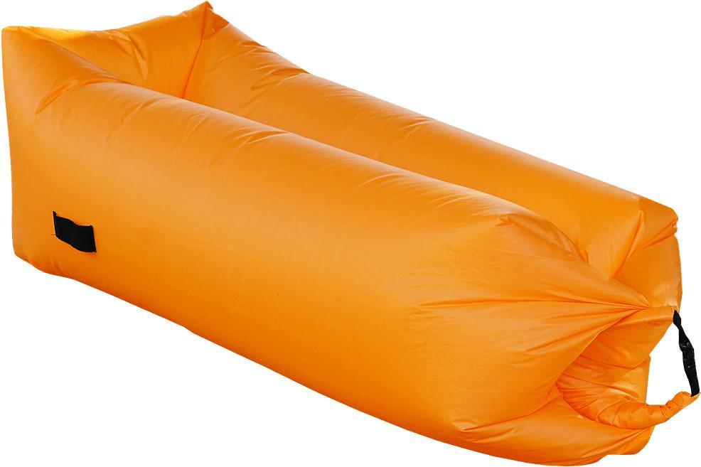 Nafukovací sedací vak LEBAG Tempo Kondela Oranžová