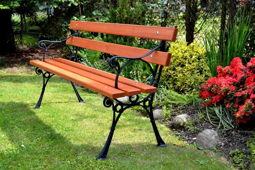 NaK Parková lavička Aďa 150cm