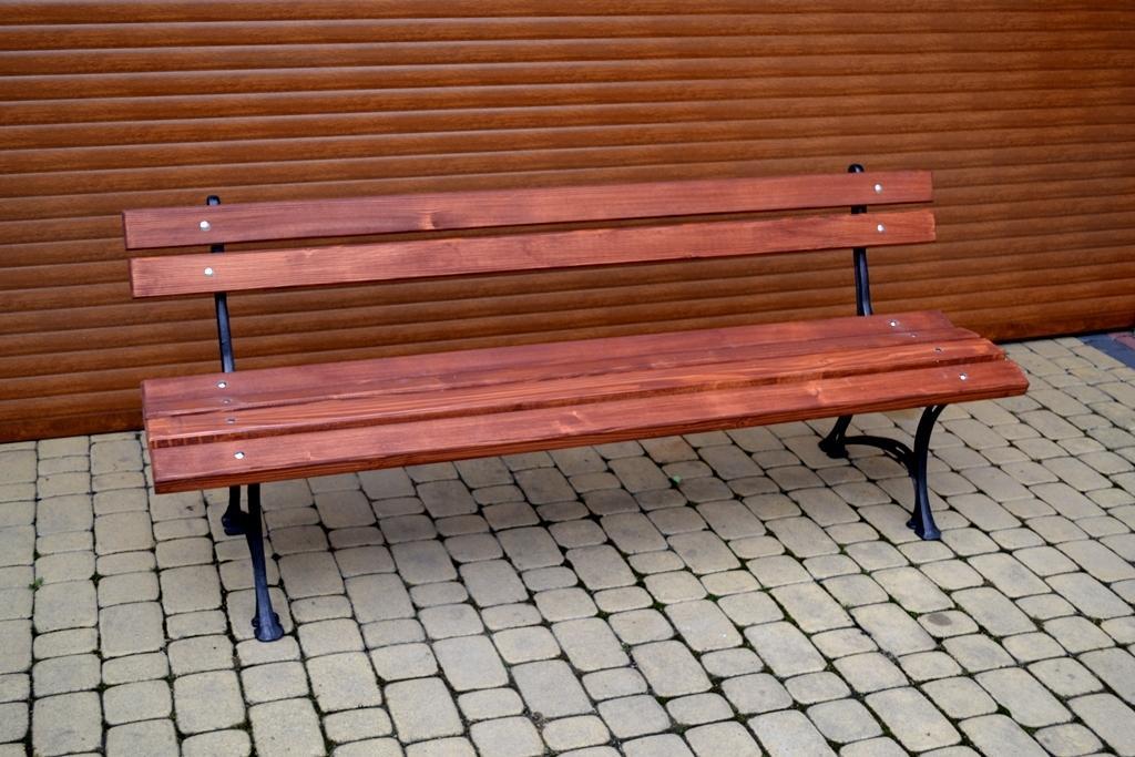 NaK Parková lavička Alenka 150cm